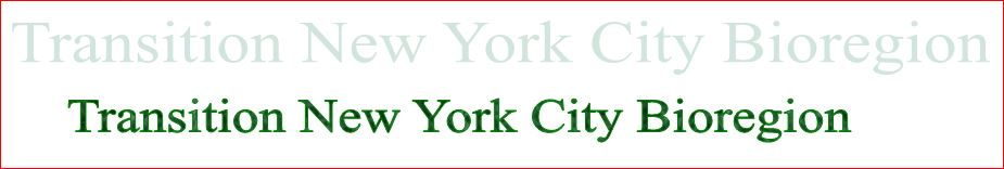 Transition NYC Bioregion logo