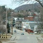 downtown Hardwick
