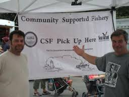 community supported fisheries