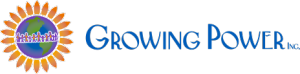 Growing power logo