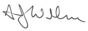 AW signature