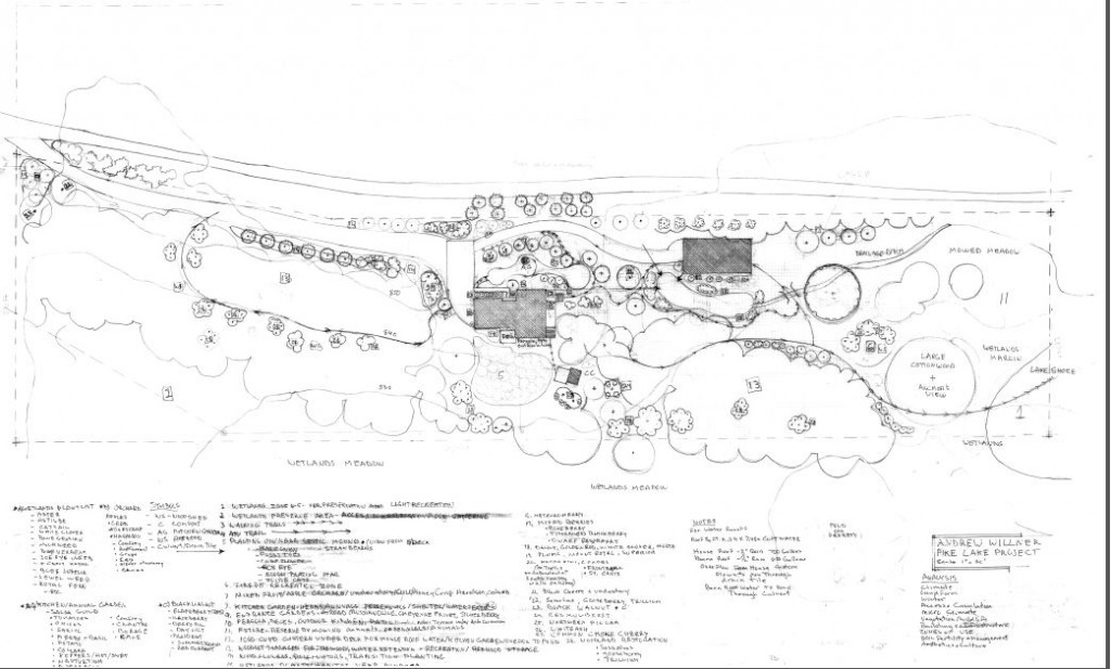 pike lake permaculture Project
