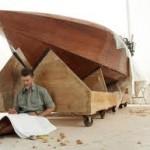 boat building