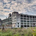industrial building in detroit