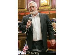Backer Legislator